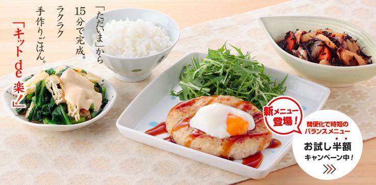 ヨシケイ 夕食.net