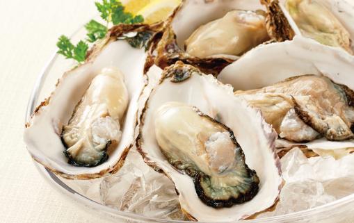 大地宅配 牡蠣