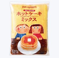 国産小麦のホットケーキミックス