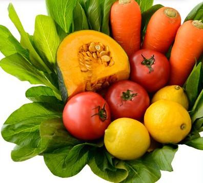 みんなの健康を考えた野菜たち