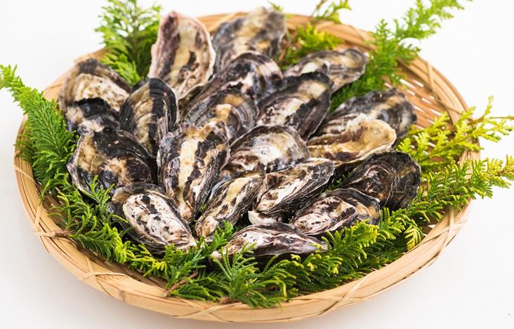 塩田熟成牡蠣