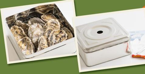 オイシックス 牡蠣カンカン焼き