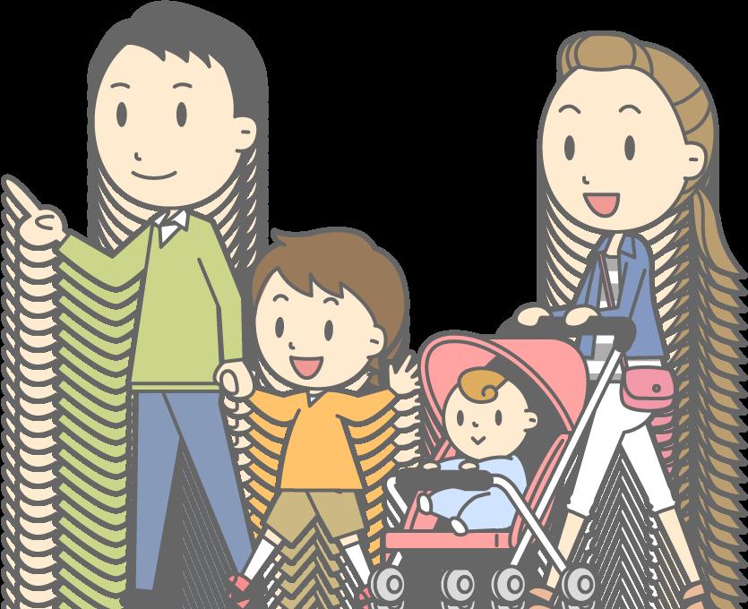 赤ちゃん家庭