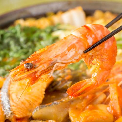 海鮮ブイヤベース鍋具材キット