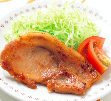 パルシステム 豚ロースの西京漬