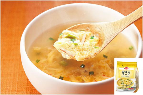 コープ たまごスープ