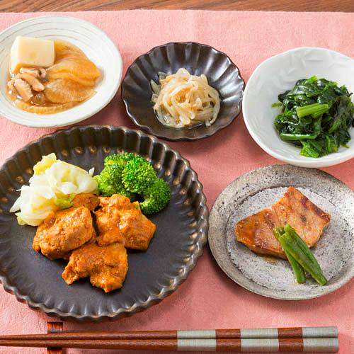 簡単 便利 時短 惣菜